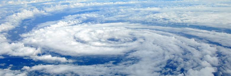 Ayahuasca experience hurricane