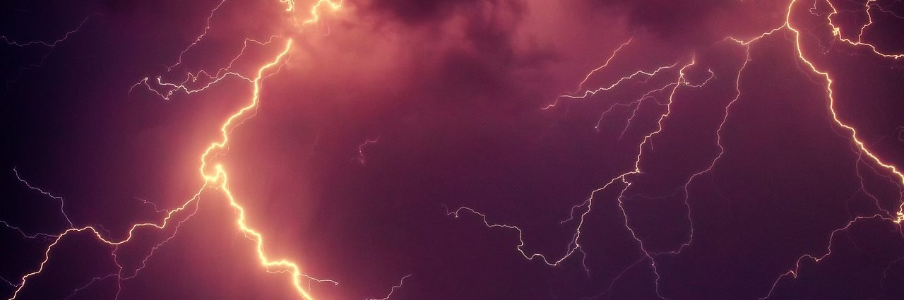 Ayahuasca Experience Underworld Lightning